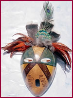 Gourd Artist Jerry Maloy