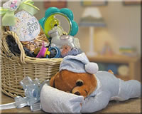 New Baby Gift Baskets for New Arrivals, New Baby Gifts, Baby Gifts and Baby Shower Gift Baskets