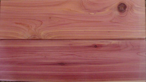 Cedar Materials