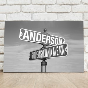 Personalized Black and...