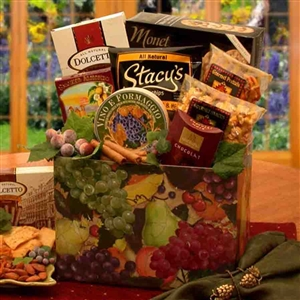 Bistro Gourmet Gift Basket - Gift Baskets and Gourmet Food Gift Baskets and Gourmet Food