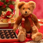 Teddy Bear and Chocolates