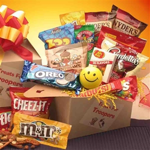 Soldiers Snack Pack Med - Military Gifts Gifts