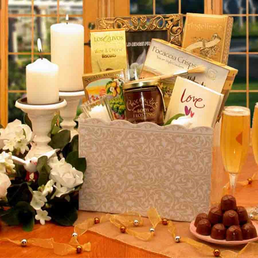 Wedding Wishes After Wedding: Happily Ever After Wedding Gift Box