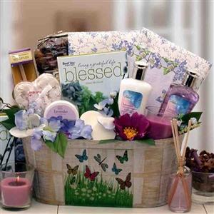 Essential Spa Gift - Pamper mom in that relaxing soak at the end of the day.