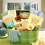 Green Tea Spa Gift Set - Our Yoga and Tea gift set is a mom's favorite!
