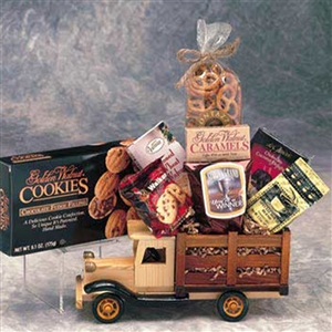 Unique Executive Gift Basket