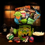 Frankie's Halloween Monster Mash Tote - Filled to the rim with tricks and treats the Monster Mash Tote is sure to please everyone.