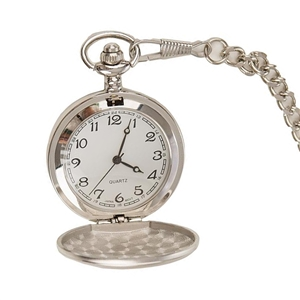 Engraved Pocket Watch - Engravable Jewelry Jewelry