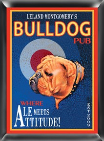 Ale Personalized Pub Sign