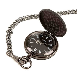 Midnight Pocket Watch Personalized - Personalized Gifts Personalized Gifts