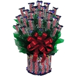 Baby Ruth Candy Bouquet scores big with Baby Ruth lovers of all kinds!