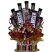 All Hershey Brand Candy Gift Bouquet - A collection of your favorite Hershey's brand candies in a combo cake bouquet.