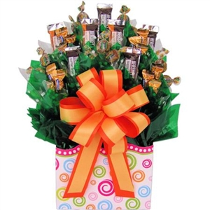 Sugar Free Candy Bouquet - Candy Bouquets Gift Baskets and Gourmet Food