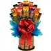 Send this wonderful candy bouquet instead of flowers to the candy bar lover in your life.