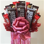 Sweetheart Candy Bouquet is the perfect way to say I love you.