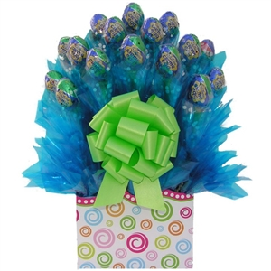 Cadbury Easter Candy Gift Bouquet - Candy Bouquets Gift Baskets and Gourmet Food