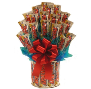 Pay Day Candy Bouquet - Candy Bouquets Gift Baskets and Gourmet Food