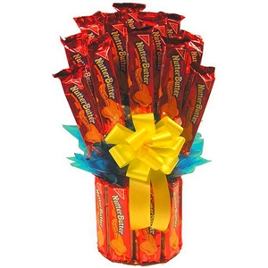 Nutter Butter Cookie Bouquet - Candy Bouquets Gift Baskets and Gourmet Food