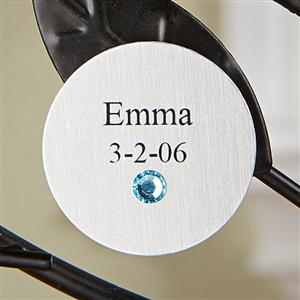 Family Tree Children's Silver Charm - Personalized Family Tree Sculpture Personalized Gifts