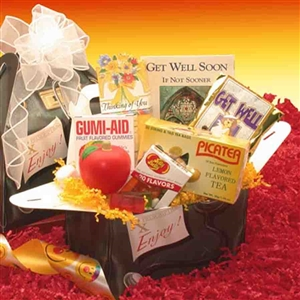 Get Well Care Package - Get Well Soon Gifts Gift Baskets and Gourmet Food