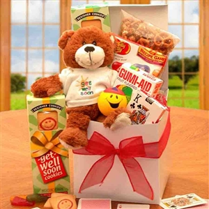 Get Well Soon Gifts Gift Baskets and Gourmet Food