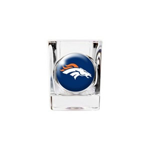 Denver Broncos Personalized Shot Glass - Beer Mugs, Steins and Pilsners Bar, Wine and Cigars