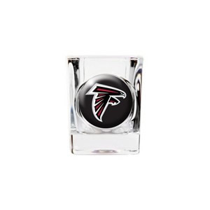 Atlanta Falcons Personalized Shot Glass gc648falcons
