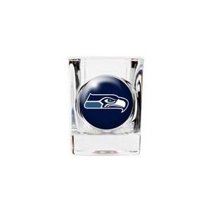 Seattle Seahawks Personalized Shot Glass