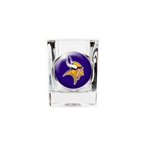 Personalized Minnesota Vikings Shot Glass