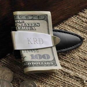 Arrowhead Money Clip - Personalized - Personalized Money Clips Personalized Gifts