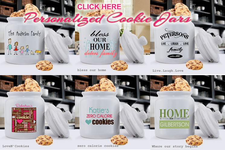 collectible cookie jars personalized gifts arttowngifts com