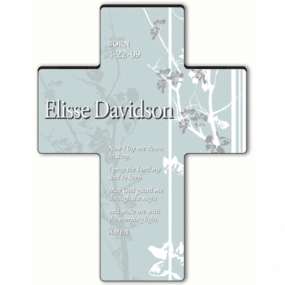 Children's Bedtime Prayer Cross