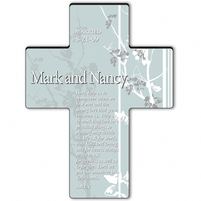 Marriage Prayer Cross