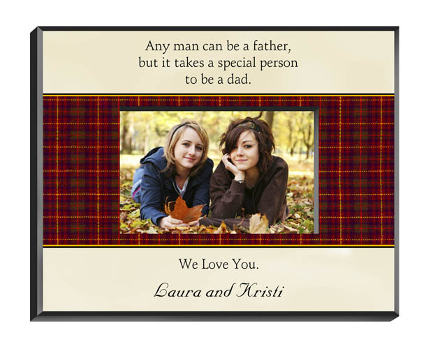 Fathers Poem Frame Gifts For Dad Personalized Gifts
