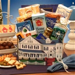 Sweet Home Arrival Gift Basket - Welcome them home with these sweet treat!