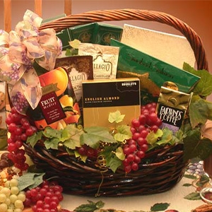 The Kosher Gourmet Gift Basket Medium