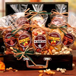 Premium Gourmet Fruit and Nuts Gift Chest