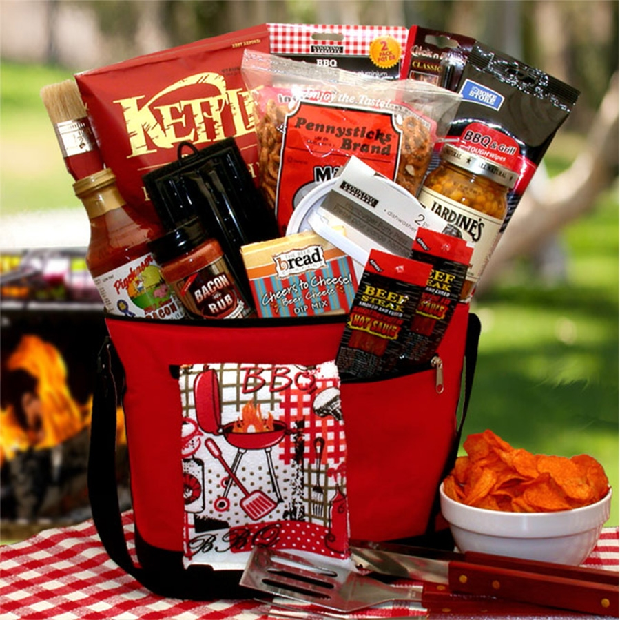 The Master Griller BBQ Gift Chest | BBQ