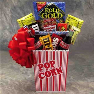 Popcorn Snack Pack - These Snacks and Treats are Poppin!