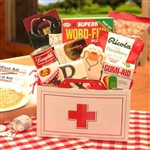 First Aid Relief Gift Box - These 1st Aid treats will make them feel better!