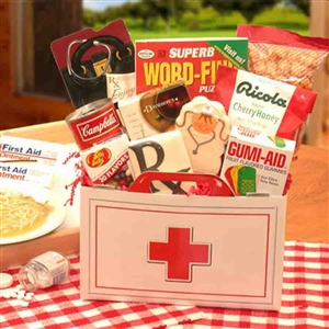 First Aid Relief Gift Box