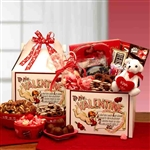 Love Notes To My Valentine Care Package - Send a love note with sweets this Valentine's Day!