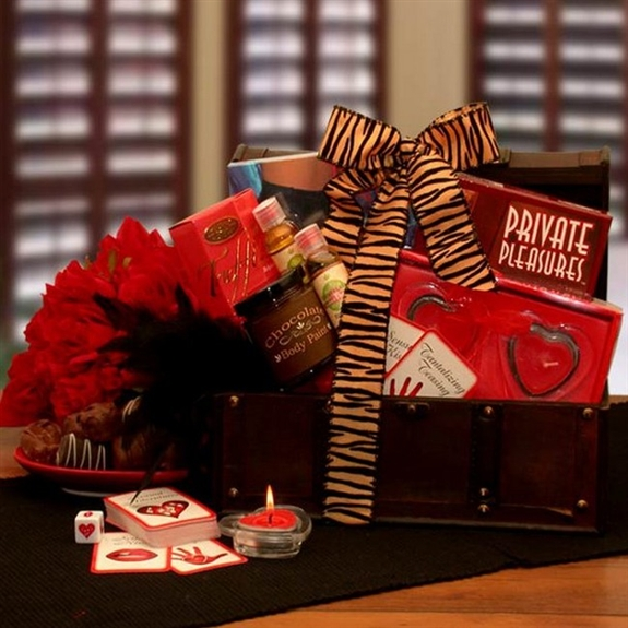 Private Pleasures Gift Chest Sexy Gifts