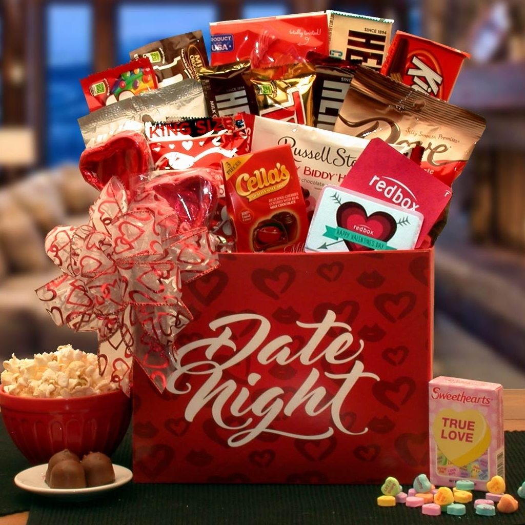 Date Night Gift Box Valentines Gifts