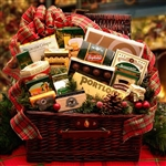 Holiday Hearth Hamper -Treat the whole family with a hamper full of holiday treats!