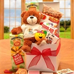 A Touch of Sunshine Get Well Care Package - Nothing heals like the gift of sunshine and a smile!