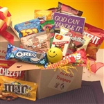 God Can Handle It Treats Care Package - Send your soldier a little gift of inspiration!