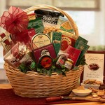Gourmet Snack Basket Md - Approved by Mom and Dads!