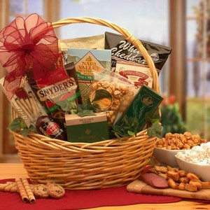 Last Minute Snack Basket